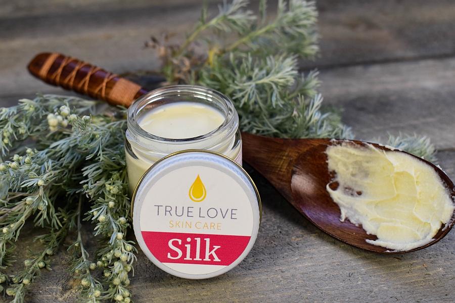 Step 4: Silk