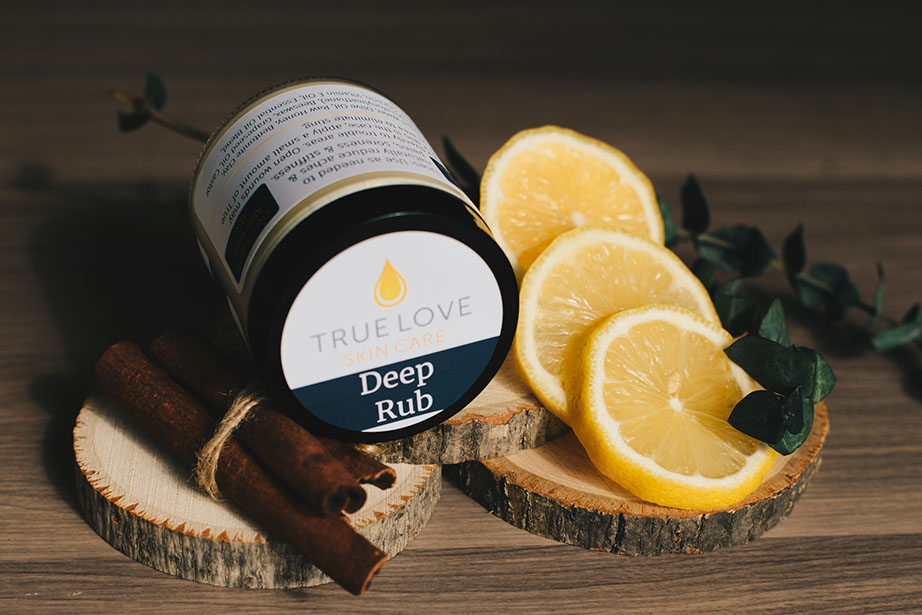 Deep Rub Pain Cream
