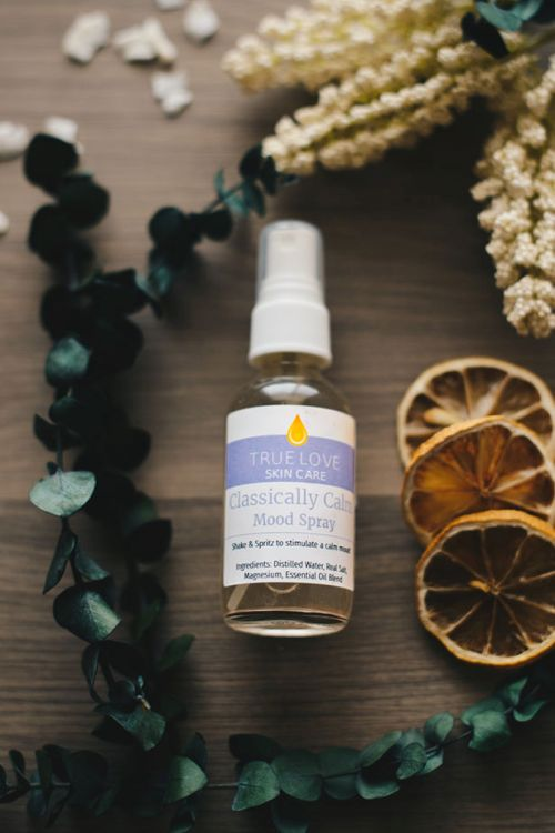 Classically Calm Mood Spray