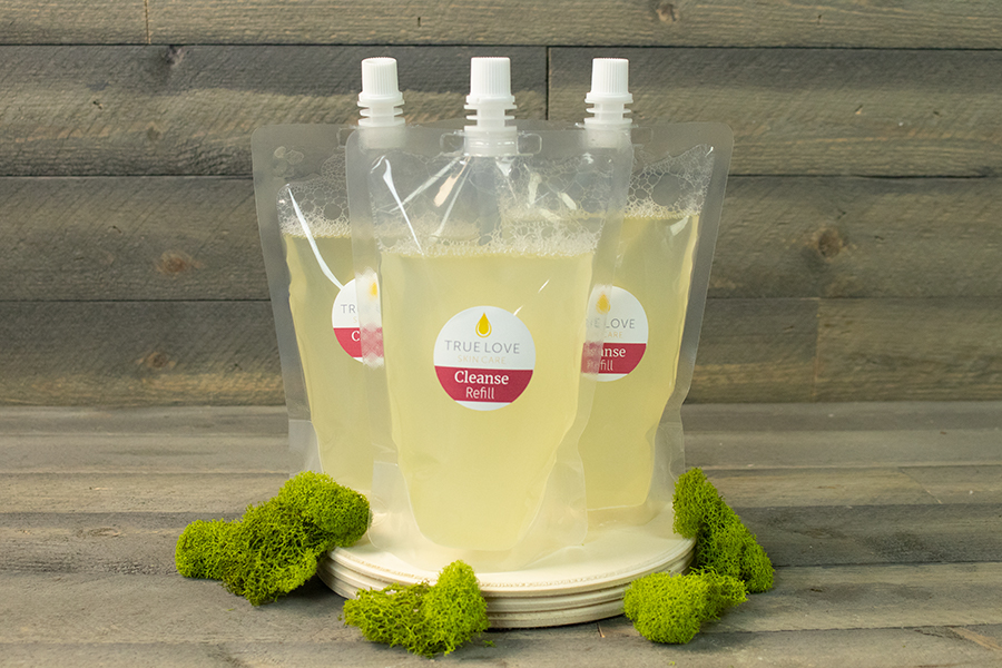 Soap Refill Pack (Cleanse)